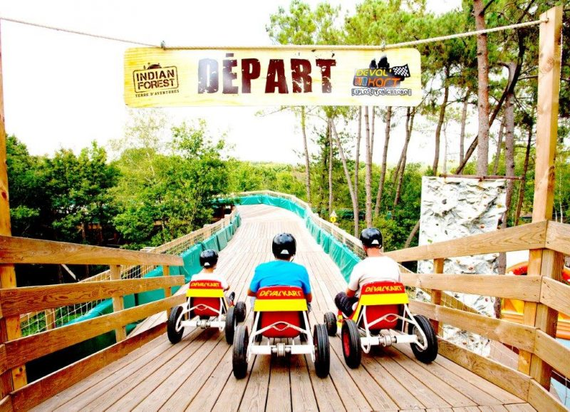 camping proche d'indian forest