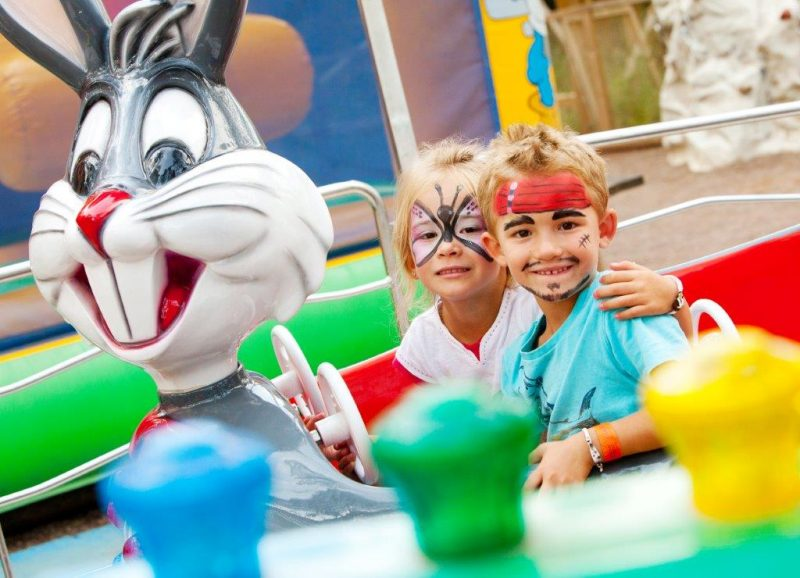 fun zone camping proche d'indian forest